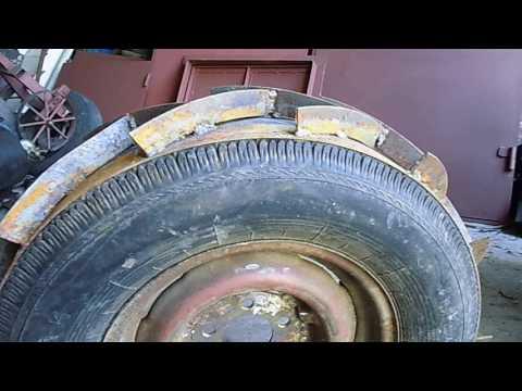 Грунтозацеп на мини трактор