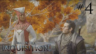 Dragon Age: Inquisition - Enter the Hinterlands - Episode #4 - IHateWill - Dual Wield Dwarf