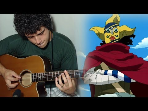 SogeKing Theme Song - One Piece | Solo Acoustic Guitar