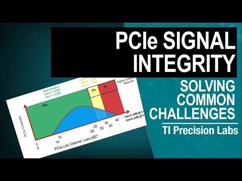 TI Precision Labs - PCIe: Solving PCIe Signal Integrity Challenges