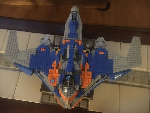 Amazing Custom Lego Milano post guardians of the galaxy vol 2 WOW