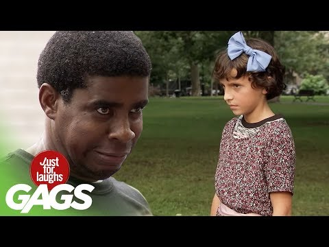 Mom Forces Son to Dress as a Girl - Just For Laughs Gags