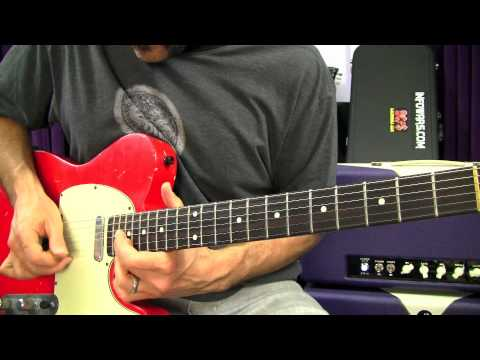 Blues Rock Guitar Lessons - Free Blues Rock Riffs Lesson ...
