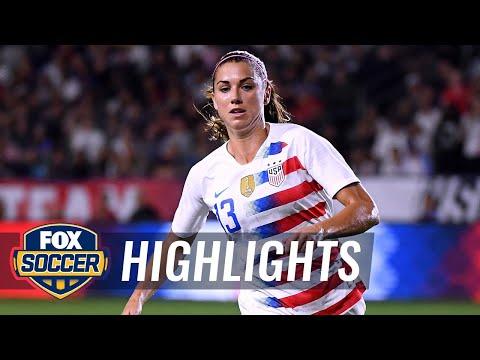 Alex Morgan makes it 50 with career goal No. 95 vs. Jamaica  2018 CONCACAF Women's Championship