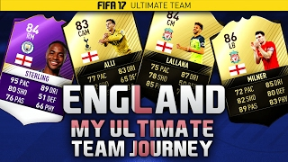 FIFA 17 LIVE - My Ultimate Team Journey - #46 - ENGLAND(It's time to play some FUT with my England team! You can donate here if you're feeling really generous!, 2017-02-12T22:37:10.000Z)