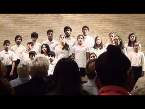 American School of Indian Art Children's Choir