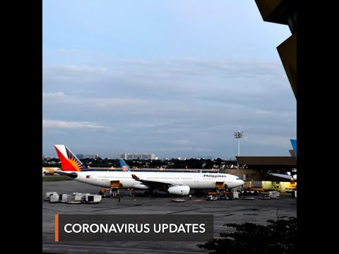 Coronavirus Updates: South Korea Travel Ban, Repatriated Filipinos, Infected Iranian Politicians