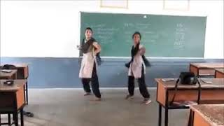#Dance By Government School Girl
