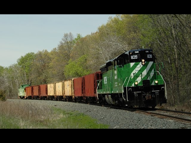 Preview - Burlington Northern Photo Charter