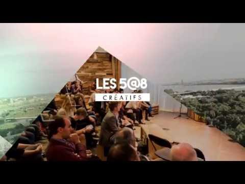 """5@8 Créatif de Mosaic - Discussion on """"Rebalancing Society"""" with author Henry Mintzberg"""