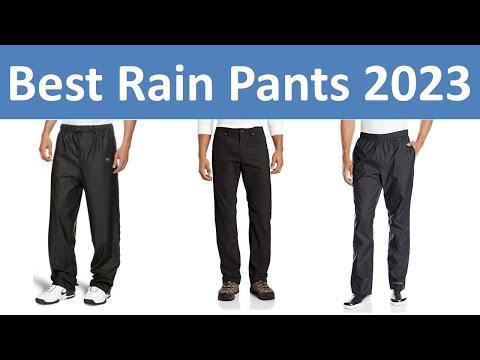 Top 10 Best Rain Pants in 2020 | Buy on Amazon