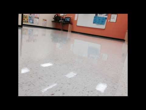 Floor Stripping Waxing Buffing Romeoville IL