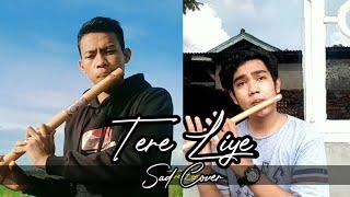 Tere liye cover flute || Hery Flute ft Rafi Haswar