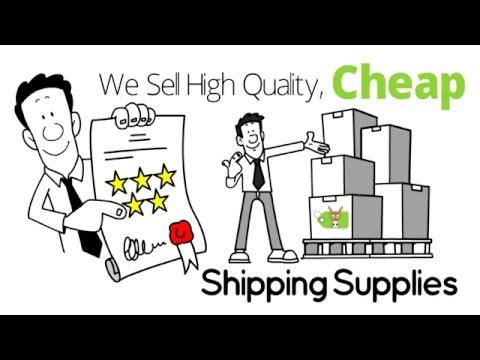 CheapAss Shipping Supplies - Packaging Supplies
