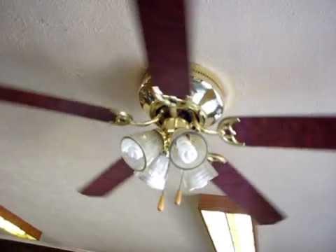 Walmart hugger 52 ceiling fan youtube walmart hugger 52 ceiling fan aloadofball Gallery