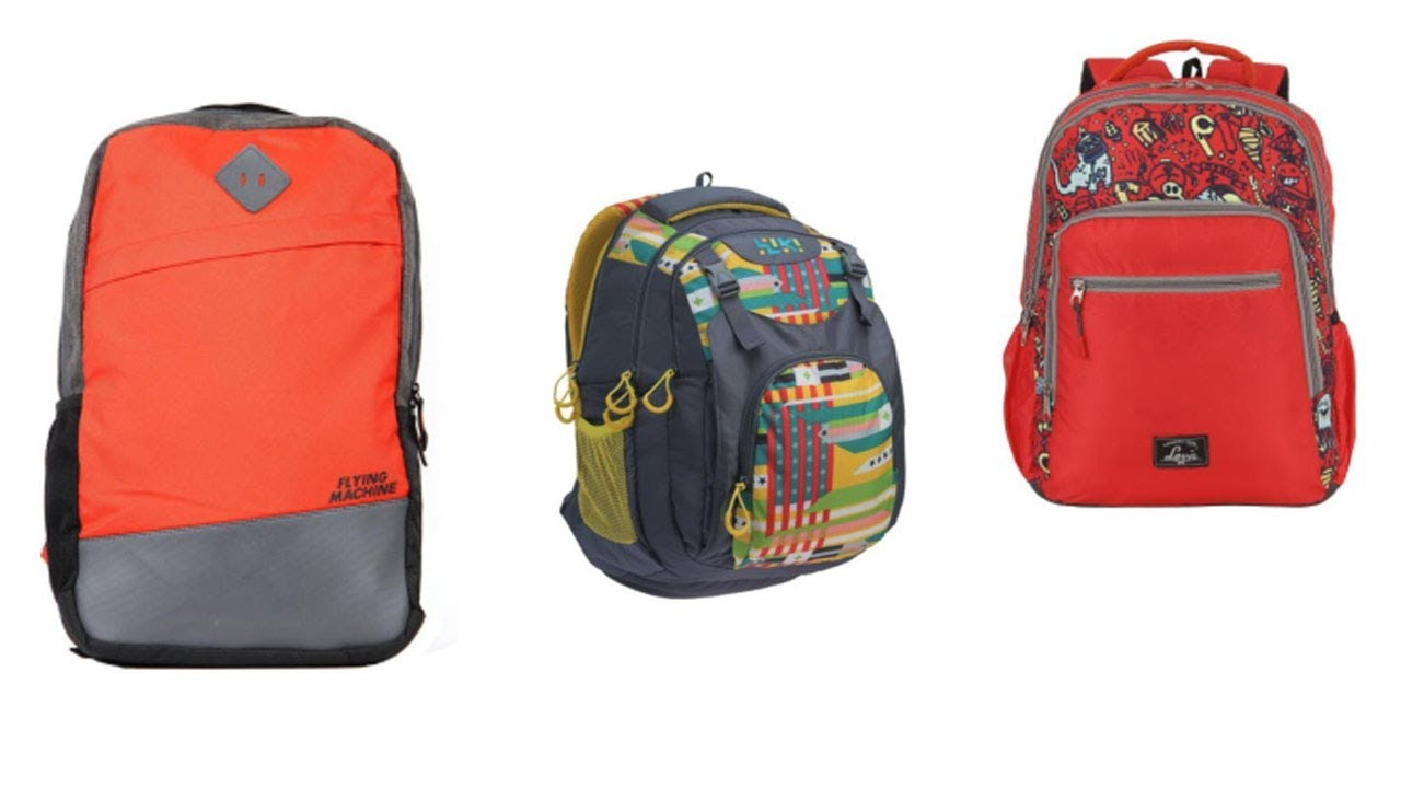 d16400f1070d Top 10 College Backpack Brands in India