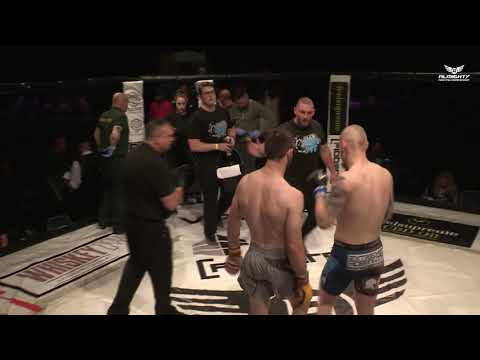 Almighty Fighting Championship 13 - Mike Thompson v Bartek Kepczyk