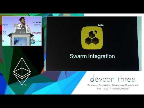 Mist: towards a decentralized, secure architecture