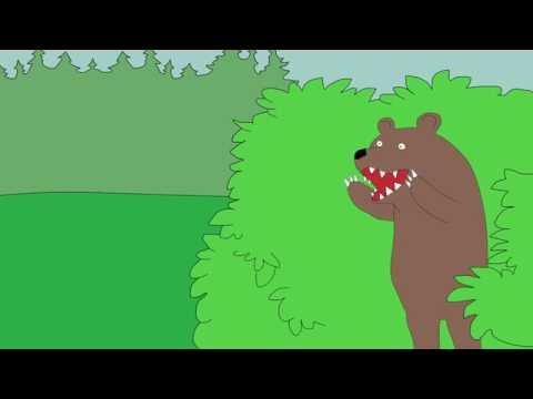 Медведь из кустов 2 (Mr. Bald)