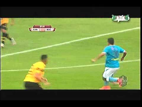 Cantolao vs La Bocana: Gol de Elmer Yovera | Final - Copa Perú 2015