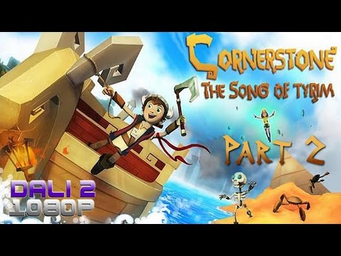 Cornerstone: The Song of Tyrim Walkthrough Part 2 'Dune' PC Gameplay