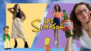 Les Simpsons LOOKBOOK 💁♀️