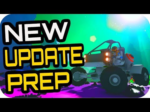 100% RESEARCH COMPLETE!! 🚀BASE BUILDING UPDATE 🚀#11 Basebuilding Update Astroneer Alpha