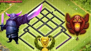 Clash of Clans | NEW UPDATE | BEST TH 9 - CHAMPIONS LEAGUE TROPHY BASE!! [SPEED BUILD]  MUST SEE!!