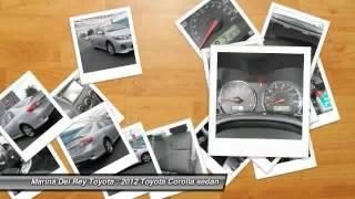 2012 Toyota Corolla Marina del Rey, Los Angeles, Santa Monica, Culver City, Venice, CA T832376