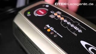 CTEK MXS 5.0 Batterie Ladegerät für Auto und Motorrad bei www.ctek-ladegerät.de