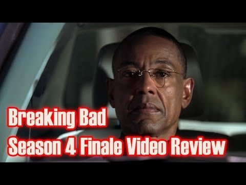 Breaking Bad Season 4 Finale Video Review and my thoughts on Season 5