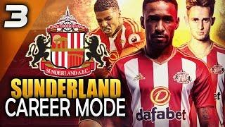 fifa 17 sunderland career mode are we really doing this insane debut vs man city episode 3