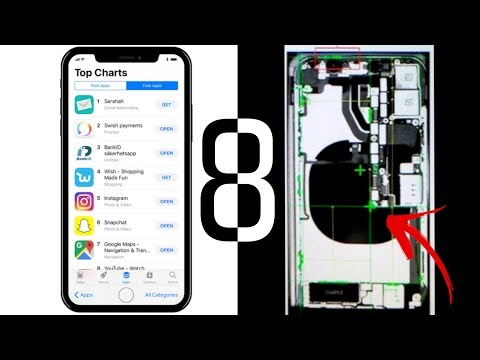 Download Youtube: Alleged iPhone 8 X-ray reveals wireless charging coil!