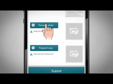 Submitting Long Term Tourist Visa Application in UAE MOI Smart App