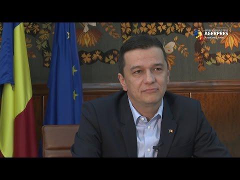 Premierul Sorin Grindeanu: Nu alerg pe culoare diferite de Liviu Dragnea