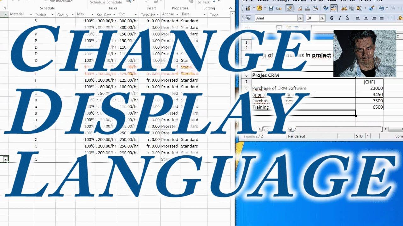 Ms project change display language easy office 2013 youtube ms project change display language easy office 2013 toneelgroepblik Images