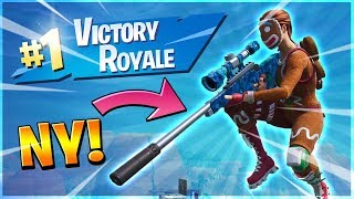 NY SNIPER I FORTNITE - Dansk Fortnite
