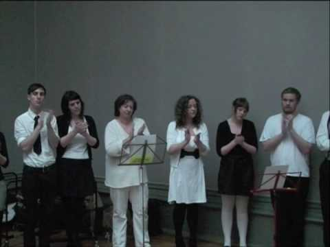 a.P.A.t.T. Presents Steve Reich Clapping Music