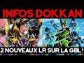 INFOS #DOKKANBATTLE : le Ginyu END LR et Cell LR sont là !