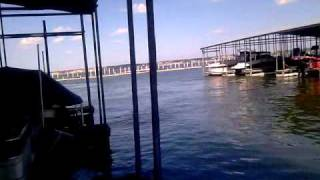 old man parking boat - very funny