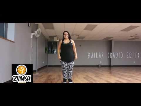 "Zumba Gold "" bailar (radio edit)"" /swing/Zumba Fitness easy routine"