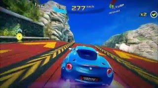 Asphalt 8: Airborne On PC - 1080p 60fps - Win 10 - Gameplay