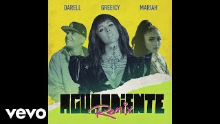 Greeicy, Mariah, Darell - Aguardiente (Official Cover Video)