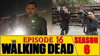 "The Walking Dead Season 6 Finale Review ""Last Day on Earth"" (Spoilers) Ep. 616"