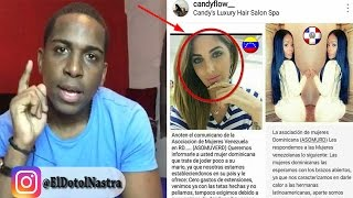 Venezolanas En REPUBLICA DOMINICANA | EL DOTOL NASTRA