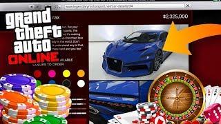 LA NUOVA MACCHINA DEL CASINO - GTA Online