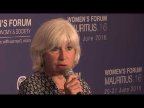 WF Mauritius highlights: Keynote interviews on climate and energy