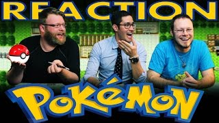 Pokémon Gold and Silver Honest Game Trailer REACTION!!