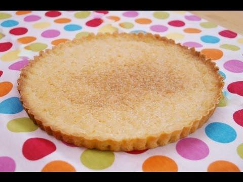 Shortbread Crust Recipe: How To Make: For Tarts, Pies: Easy! Diane Kometa-Dishin' With Di #72