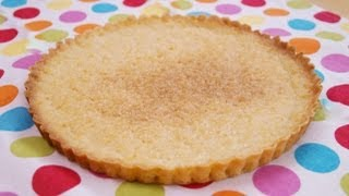 Shortbread Crust Recipe: How To Make: For Tarts, Pies: Easy! Diane Kometa-dishin' With Di  #72